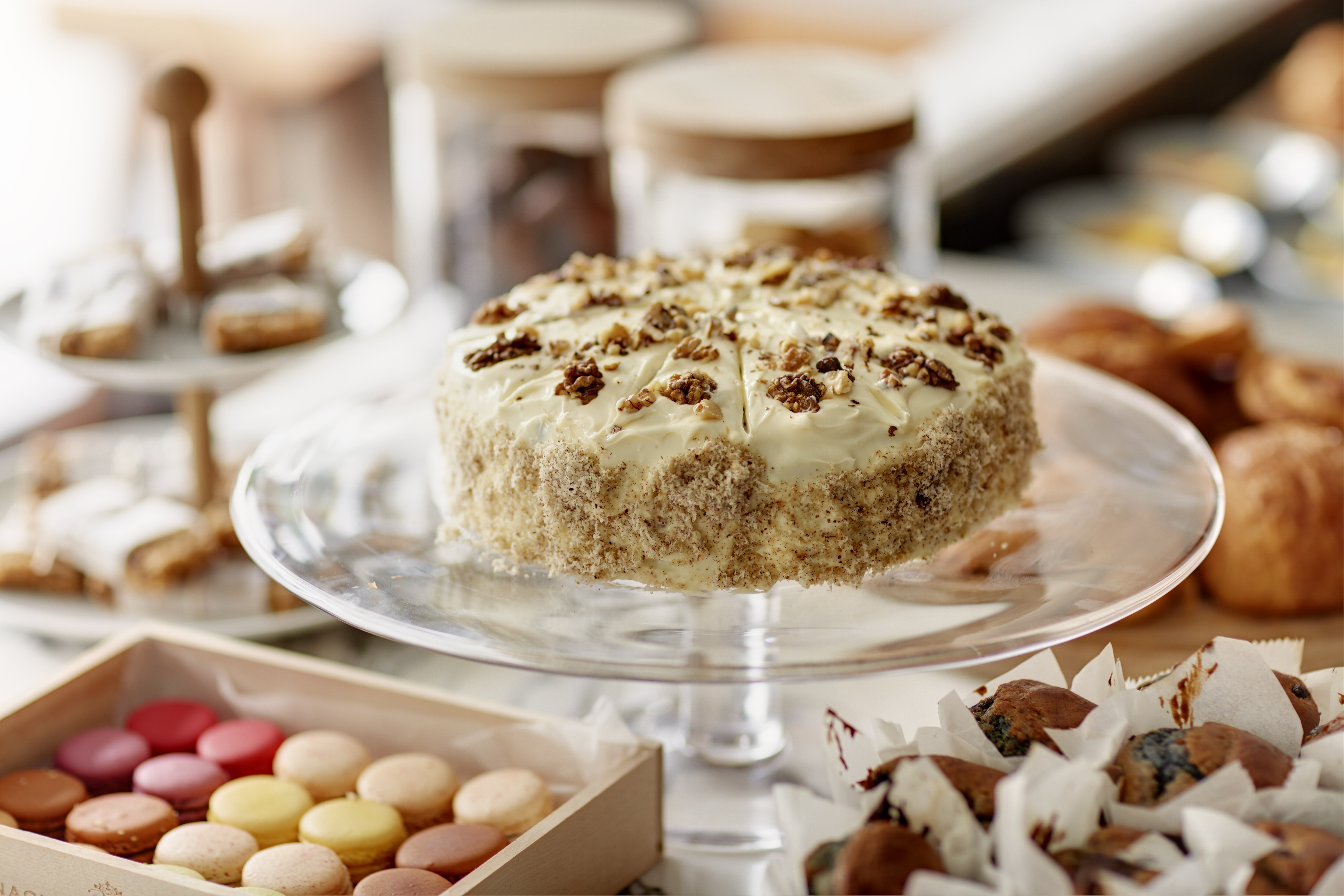 Nutritional Value Of Home Made Spice Cake